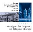 Enseignement des langues en Europe, où en est-on ?
