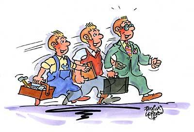 Apprentissage : Une sacrée évolution !