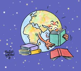 En route pour 'Mille lectures pour l'alphabétisation'