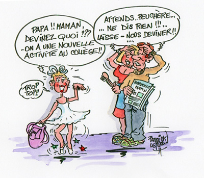 Marseille : la danse, c'est la classe en ZEP !