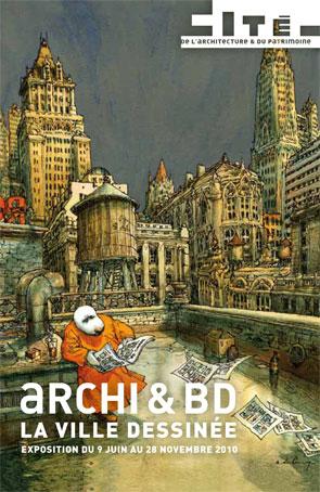 Expo : Archi et BD