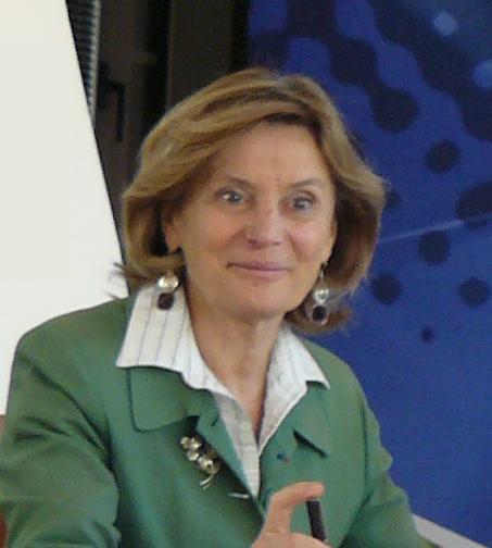 Marie-Jeanne Philippe, de la métallurgie aux académies