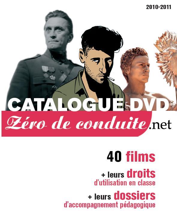 Des DVD prêts à être exploités en classe