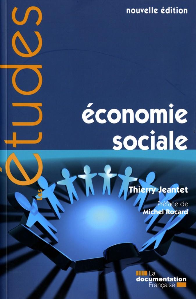 Un livre sur l'économie sociale