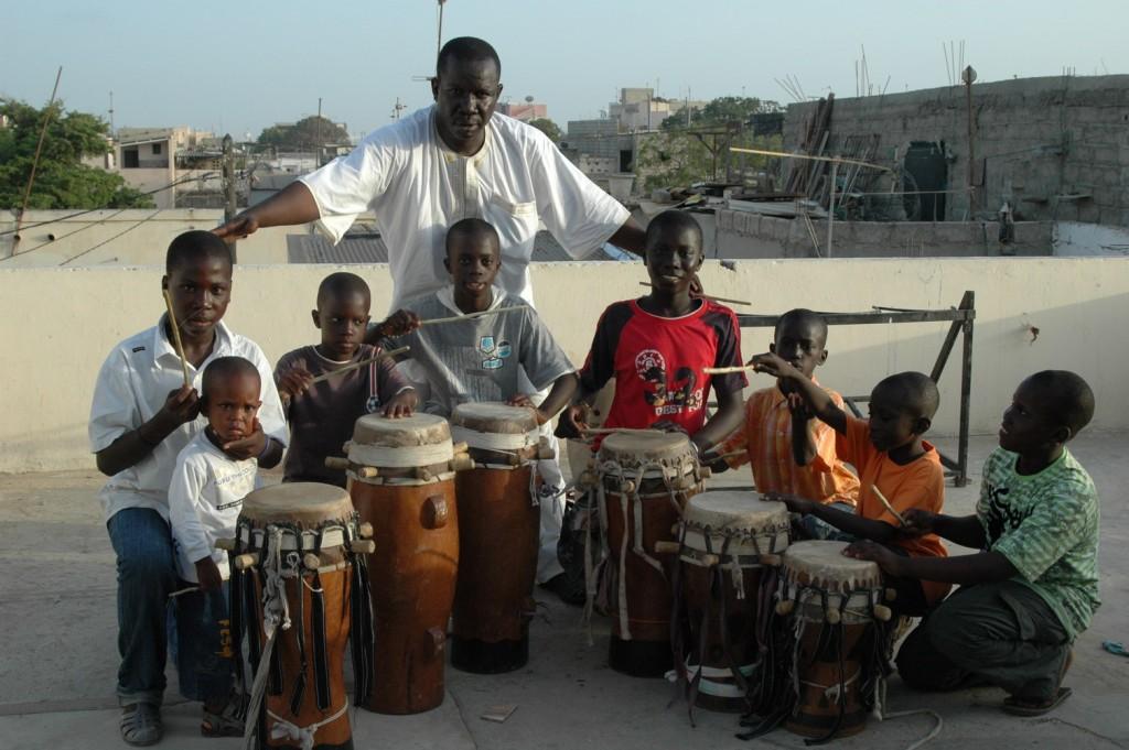 Concert éducatif : Les tambours du Sénégal à la Cité de la Musique