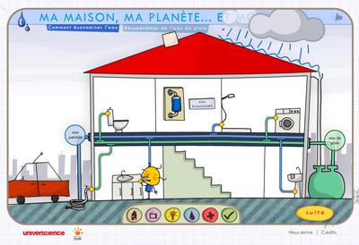 Ma maison, ma planète… et moi !