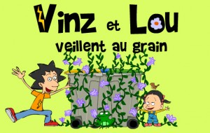 Les enfants apprennent l'EDD avec Vinz et Lou