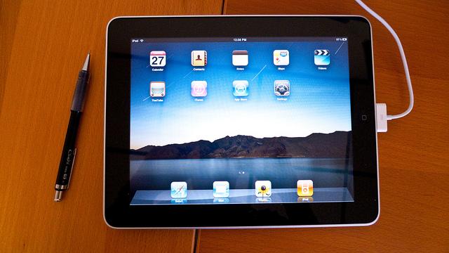 L'iPad en classe, suivez le guide