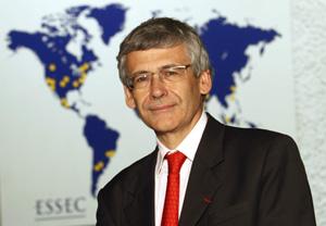 Pierre Tapie : «L'enseignement supérieur doit d'ouvrir sur le monde»