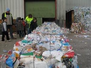 Tri des déchets : la pédagogie par l'exemple