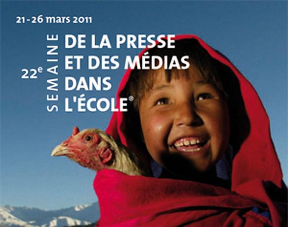 Semaine de la presse et des médias dans l'école : réflexions sur l'immigration