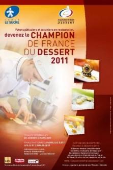 Championnat de France du dessert 2011