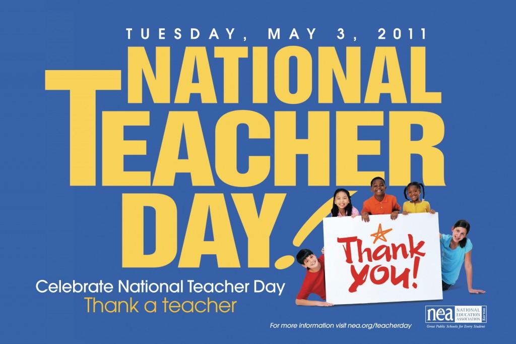Etats-Unis : Une semaine pour célébrer les enseignants