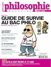 Le guide de survie au bac philo en kiosque !