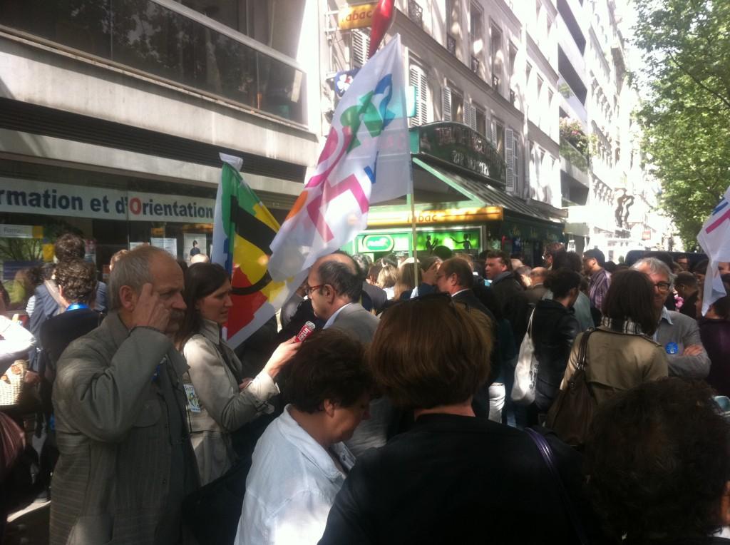 Journée de recrutement de profs remplaçants avec Pôle emploi à Paris