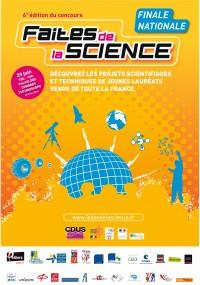 Finale du concours «Faites de la Science» au Futuroscope
