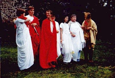 24e semaine européenne du latin : huit jours au rythme de la culture romaine antique