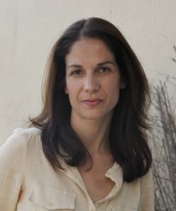 Justine Atlan, directrice de l'association e-Enfance