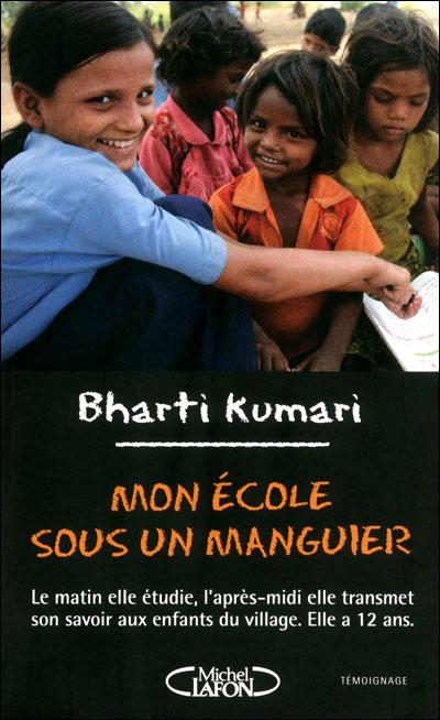 Bharti Kumari, 12 ans, enseignante pour les enfants défavorisés
