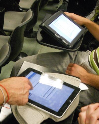 Chine : les étudiants sans iPad renvoyés de cours