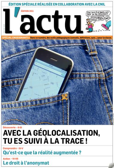 La CNIL dénonce les dangers de la géolocalisation