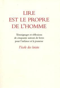 «Lire est le propre de l'homme», recueil de réflexions sur le rôle libérateur de la lecture