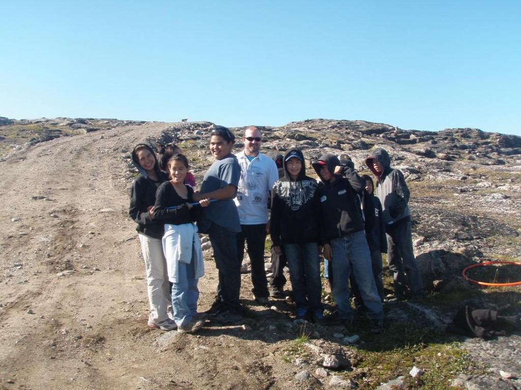 Un enseignant chez les Inuits
