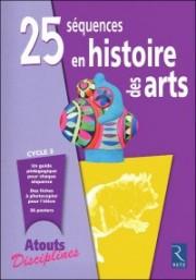Histoire des arts : j'ai construit ce livre à partir de ce qui marchait avec les enfants