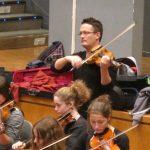 Laurent Quénelle violoniste du LSO