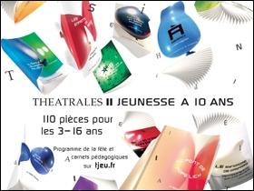 Les éditions Théâtrales Jeunesse fêtent leurs dix ans !