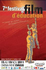 7e Festival du film d'éducation d'Evreux : ouverture le 15 novembre