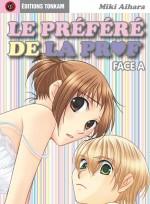 couverture du manga Le préféré de la prof