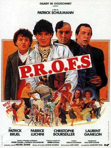 «P.R.O.F.S» 2 en préparation, 26 ans après le premier opus !