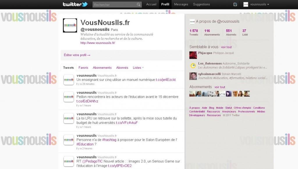Québec : 70.000 dollars pour un Twitter à usage pédagogique
