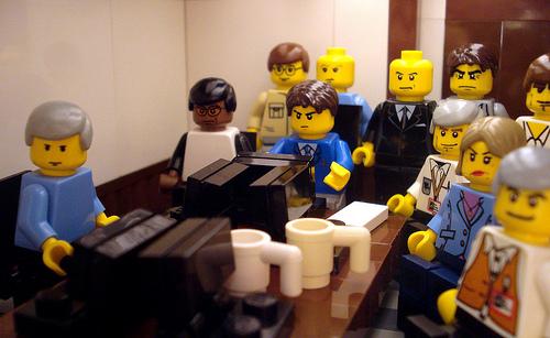 L'histoire en Lego