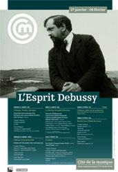 Cycle Debussy à la Cité de la Musique
