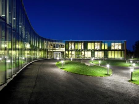 Lycée et école d'enseignement professionnel Enter, K2S Architects, Sipoo 2007. Photo Marko Huttunen