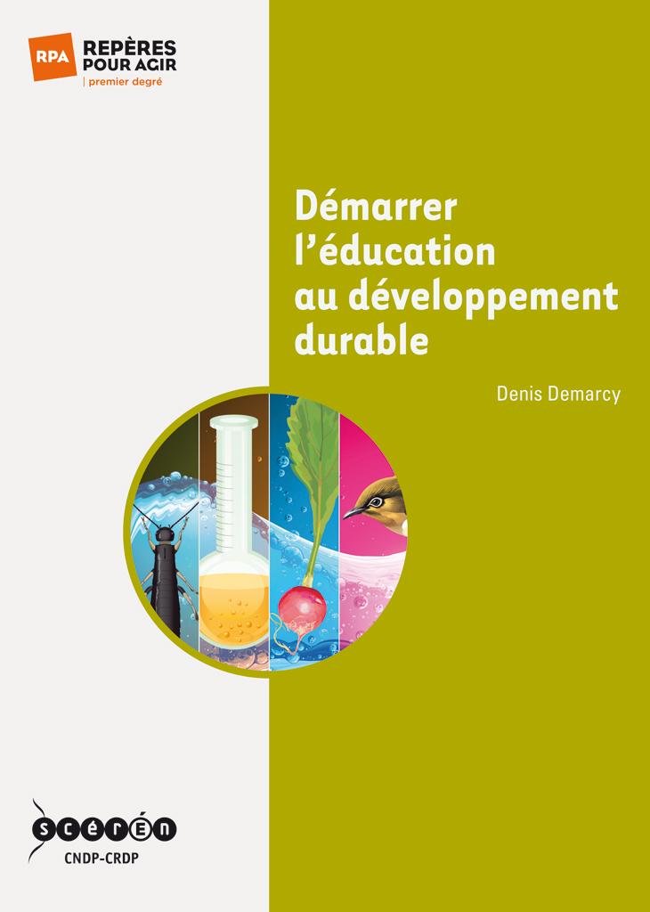 Un ouvrage sur l'EDD pour les enseignants du primaire