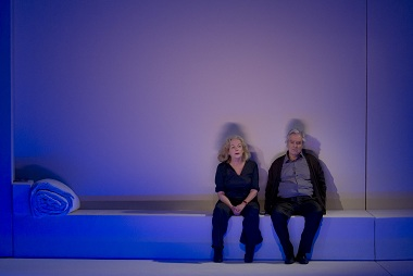 Pierre Arditi et Catherine Hiegel, duo de choc dans «Moi je crois pas !»
