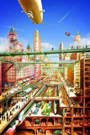 Expo : Circuler en ville, à la Cité de l'Architecture à Paris