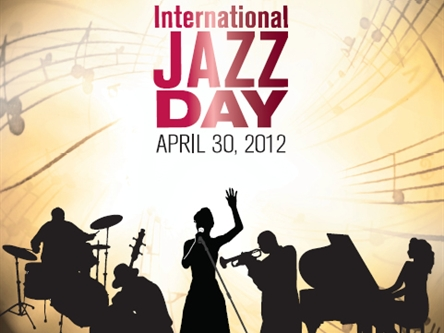 30 avril : Journée internationale du jazz (Unesco)