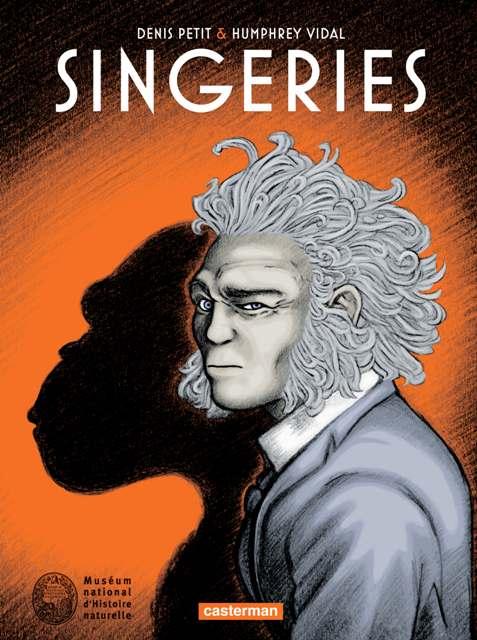 BD : Un homme-singe savant face aux préjugés dans «Singeries»