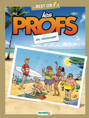BD : Les Profs en vacances (Best-of)
