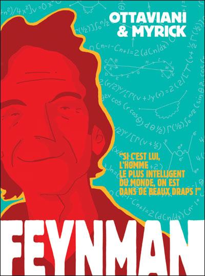 BD : la vie trépidante de Richard Feynman, physicien génial et méconnu