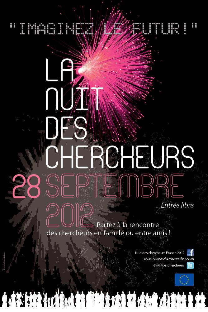 Vendredi 28 septembre : 7ème Nuit des chercheurs