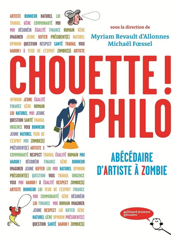 «Chouette ! Philo», un abécédaire pour initier les collégiens à la philosophie