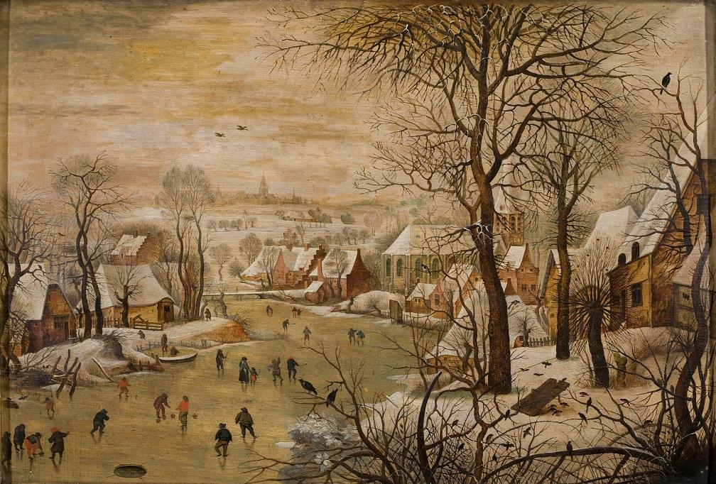 Les peintres flamands au Palais des Beaux-arts de Lille