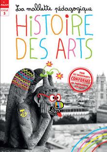 Histoire des arts : sites et mallettes pédagogiques