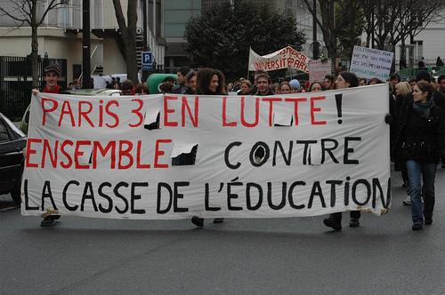 La grève enseignante, en quête d'efficacité