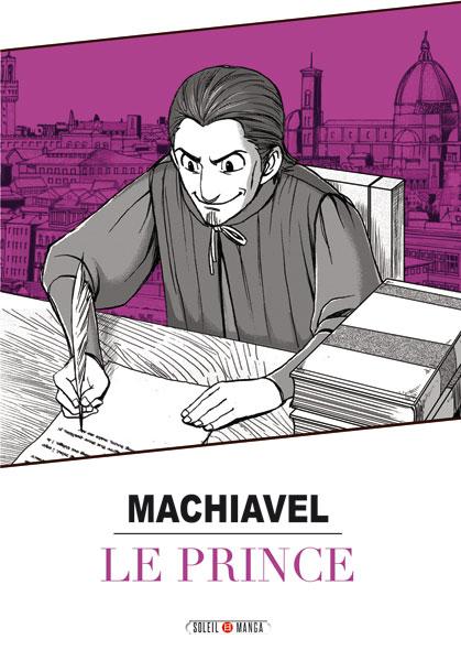Machiavel et Confucius en manga